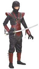 Leather Ninja Fighter-Medium