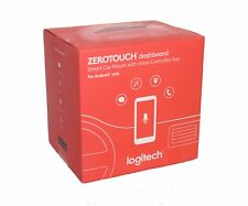 Logitech Zerotouch Dashboard Car Mount With Voice Control
