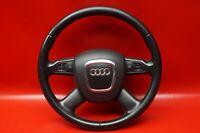 Audi A6 4F C6 Multifunzione 8P0419091AH Volante Pelle 4-Speichen Nero / Fh