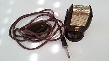 Mikrofon Grundig GDM 111, Bakelitgehäuse, 50er Vintage, top Zustand