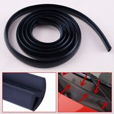 Car Auto Ageing Rubber Sealed Under Front Windshield Panel Trim Moulding Strips