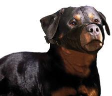 Karlie - Maulkorb Nylon Maulkörbe Hund 29cmx57 - 83cmx schwarz
