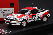 Toyota Celica GT-Four 1990 1000 Lakes Rally *Carlos Sainz* - HPI #8573 1/43