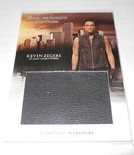 Mortal Instruments City of Bones Costume Trading Card #W-KZI Kevin Zegers