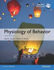 NEW 3 Days to AUS Physiology of Behavior 12E Neil R Carlson Birkett 12th Edition
