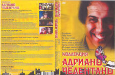 Adriano Celentano Collection (DVD NTSC) 8 movies on DVD. LANGUAGE RUSSIAN
