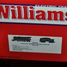 Williams BERK125 Luxury Lines Berkshire 2-8-4 Engine & Tender Set #726 EX/Box