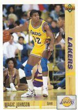Magic Johnson - 1991/92 Upper Deck Basketball