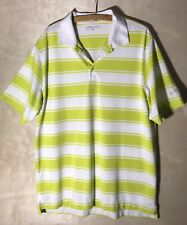 Mens Nike Golf Dri-fit T-shirt Green Size L