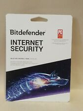Bitdefender INTERNET SECURITY 2018, Key 1 year ( VALID FOR 3 DEVICES )