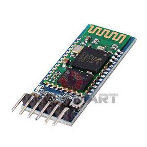 Wireless Bluetooth RF Transceiver 8Mbit Module Serial RS232 HC-05 Master Slave