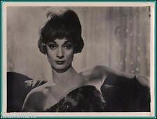 "FRANCE ARNELL in ""The Suitor"" - Original Vintage PORTRAIT - 1962"