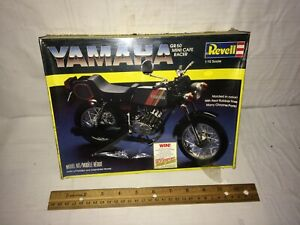 Revell  Motorcycle  free shipping in the USA 1/12 Yamaha GR 50 mini Cafe Racer