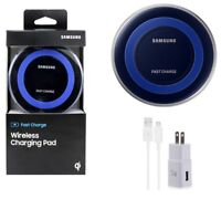 Samsung Wireless Fast Charging Pad w/ Wall Charger - Qi Enabled Devices WARRANTY