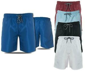 Mens Football Shorts Jogging Running Gym Sports Breathable Fitness Size XS - 4XL