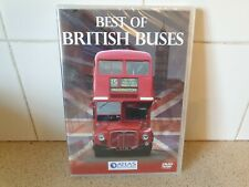 ATLAS EDITIONS / PANINI  - BEST OF BRITISH BUSES -  SPECIAL EDITION   DVD