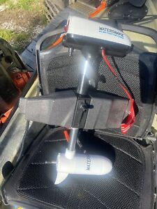 Watersnake T24 SW Trolling Motor With Eclipse Cassette - Saltwater Edition