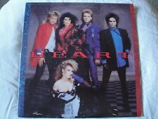 HEART SELF TITLED VINYL LP 1985 CAPITOL RECORDS IF LOOKS COULD KILL, ALL EYES