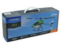 New Blade 120S 120 S BNF Bind In Fly Heli Helicopter With SAFE W/ Free Battery