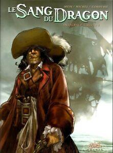 BD - LE SANG DU DRAGON, INTEGRALE VOLUME 1 > TOMES 1 à 3 / ISTIN, EO SOLEIL
