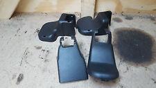 HONDA CIVIC 5 DOOR PASSENGER SEAT PLASTIC TRIM COVER BOLTS FULL SET INTERIOR