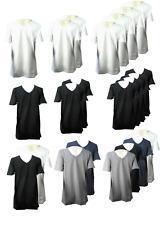 Jack & Jones T-Shirt Herren V-Neck Gr.S, M, L, XXL Kurzarm wählbar 1,2,4er Pack