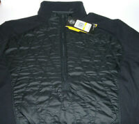 Under Armour Cold Gear Reactor 1/2 Zip Black Pullover Jacket NWT MSRP $150