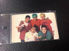 Korean Kpop Big Bang Sticker Fanmade Photocard