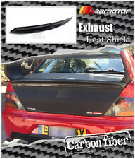 CARBON FIBER REAR TRUNK BOOT SPOILER for MITSUBISHI Evolution EVO 8 & 9 OEM WING