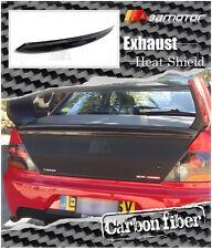 Carbon Fiber Rear Trunk Lid Spoiler for MITSUBISHI Evolution EVO 8 & 9 OEM Wing