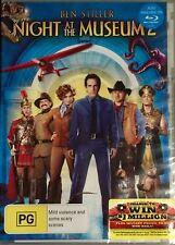Night At The Museum 2 (DVD, 2009, R4)  Ben Stiller   BRAND NEW & SEALED