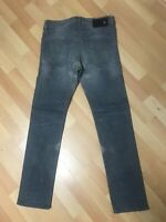 NWD Mens Diesel BUSTER Stretch Denim 0853T GREY R/Slim W29 L30 H6.5 RRP£150