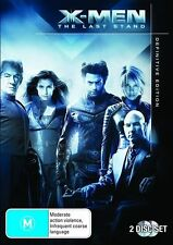 X-Men 03 - The Last Stand (DVD, 2010, 2-Disc Set)