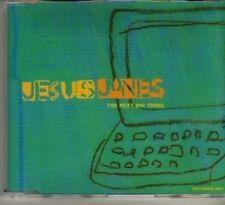 (DF808) Jesus Jones, The Next Big Thing - 1997 DJ CD