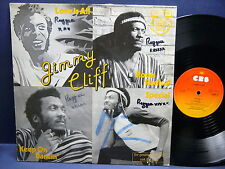 """MAXI 12"""" JIMMY CLIFF Love is all / keep on dancin / roots radical . PROMO SAMP54"""