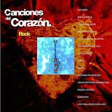 Canciones Del Corazon: Rock Various Artists MUSIC CD
