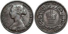 CANADA NOVA SCOTIA CENT 1861