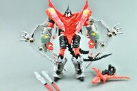 Transformers Age of Extinction Strafe Complete SDCC Comic Con Deluxe Swoop AOE