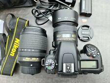 Nikon D7500 nur 500 Auslösungen, grosses Zubehörpaket , FotoTasche usw.