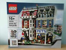 Lego Modular – 10218 Pet Shop– BNIB Sealed - Retired Set – Creator Expert - 2010
