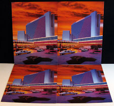 4 Stardust Las Vegas Hotel Casino Postcards - New Unused  - US Ship Only