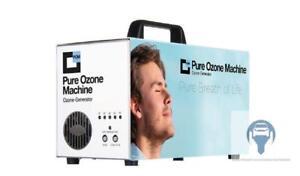 Profi Ozongenerator Ozongerät gegen Geruch Speisen Haustiere Zigarettengeruch