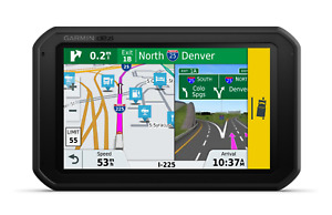 "Garmin dēzlCam™ 785 LMT-S - 7"" GPS Truck Navigator with Built-in Dash Cam"