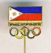 old PHILIPPINES Olympic PIN Badge NOC