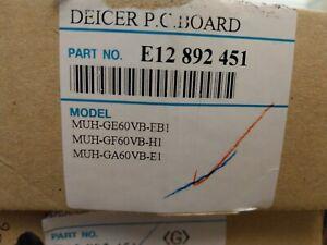 Mitsubishi Air Conditioning PCB E12892451 Deicer Board MUH-GE60VB