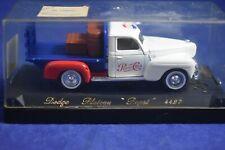 Vintage Solido #4427 1940 Pepsi Cola Dodge Truck