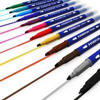 STAEDTLER 36 Double-ended Fibre pointe stylos-NEUF dans emballage scellé