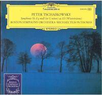Tchaikovsky: Sinfonia N. 1/Tilson Thomas, Boston Symphony - LP DGG