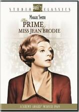 The Prime Of Miss Jean Brodie Studio Classics DVD VIDEO MOVIE Maggie Smith teach