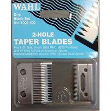 Wahl Super Taper Blade Set (2-Hole Taper Blades)